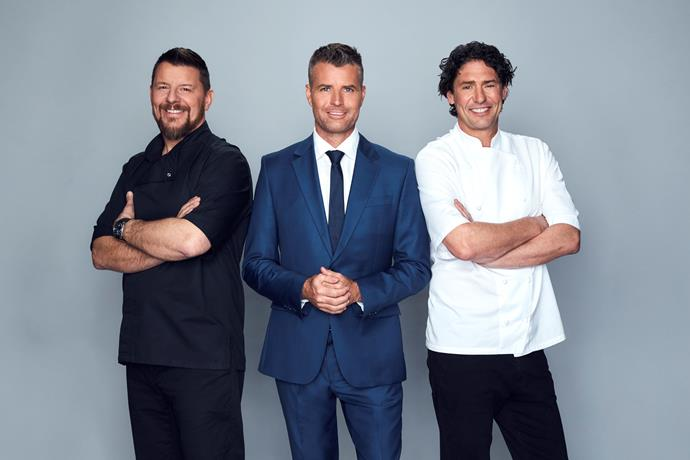 *My Kitchen Rules: The Rivals.*