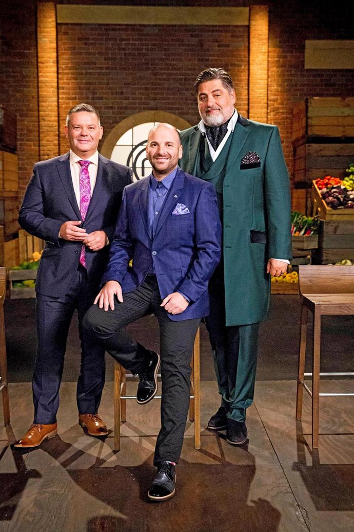 Gary Mehigan, George Calombaris and Matt Preston won't be returning to *MasterChef* next year.