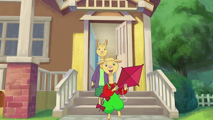 The second season of Llama Llama is here.