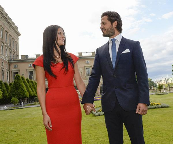 """Prince Carl Philip of Sweden woke up one morning to ask his partner, Sofia Hellqvist, to marry him, but had to wait nervously for her to wake up herself.  <br><br> """"I woke up several times the night before, I do not know if Sofia noticed. I wanted it to be a surprise,"""" he said.  <br><br> His bride Princess Sofia, who usually wakes up first, added: """"He did manage to surprise me, but I did think he was strangely refreshed that morning."""""""