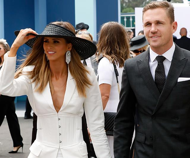 Derby Day's dress code is straight and narrow.