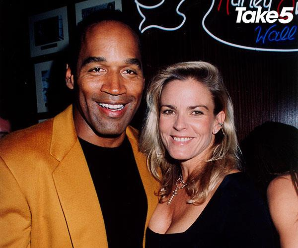OJ and Nicole seemed like a dynamic, glamorous couple.