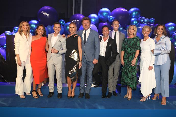 Is it all as it seems for Nine's smiling stars?