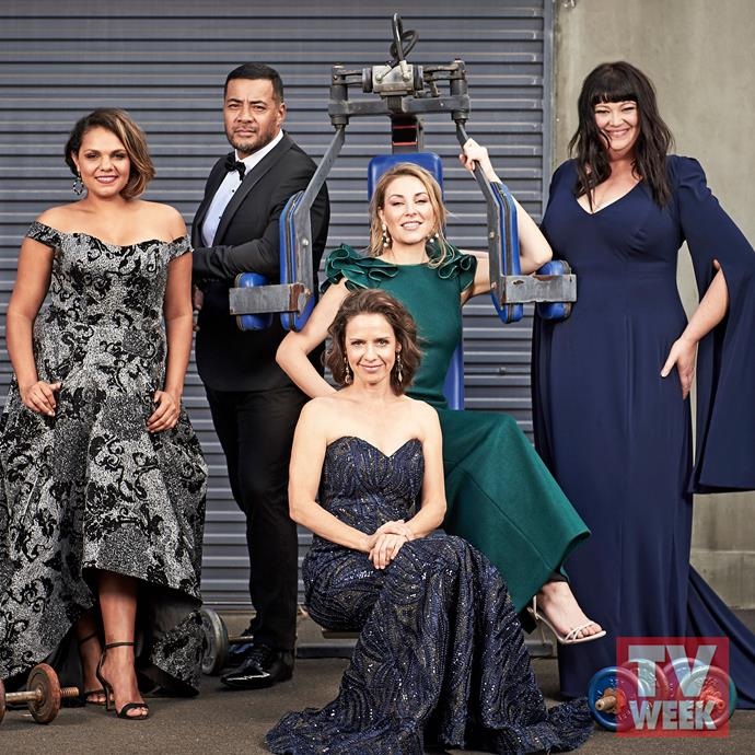 Rarriwuy Hick, Robbie Magasiva, Kate Jenkinson, Kate Atkinson and Katrina Milosevic are back in season eight.