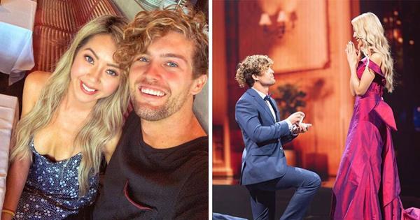 Love Island Australia's Aaron Shaw was on The Proposal   TV WEEK