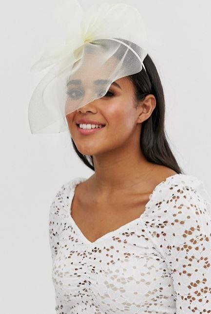 "ASOS Design facinator headband, $24. [Buy it online here](https://www.asos.com/au/asos-design/asos-design-fascinator-headband-with-statement-bow/prd/12665770|target=""_blank""|rel=""nofollow"")."