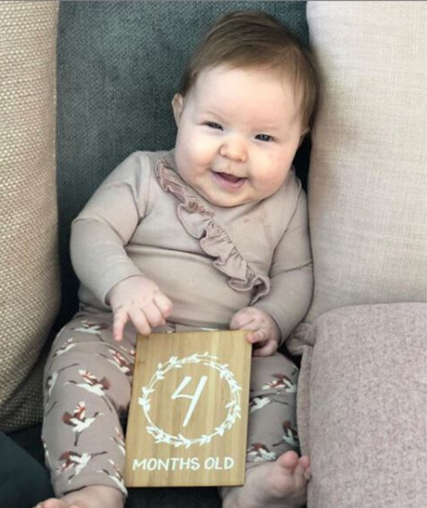 "**Fifi Box's milestone cards for Daisy**  Fifi Box is using these gorgeous [Arlo & Co Baby Milestone Cards](https://www.arloandco.com.au/collections/milestone-cards/products/baby-milestone-cards-printed-on-bamboo?variant=6705359937|target=""_blank""