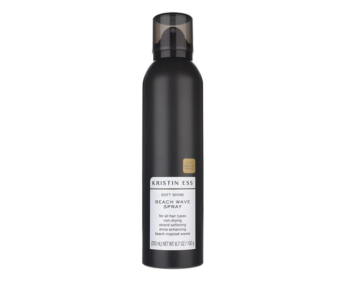 """**Soft Shine Beach Wave Spray by Kristen Ess, $24.99 at [Priceline](https://www.priceline.com.au/kristin-ess-soft-shine-beach-wave-spray-190-g