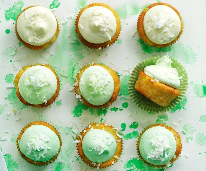 """For the sweet tooth in you, these creamy and fruity **piña colada cupcakes** really do take the cake. [Get the recipe here.](https://www.womensweeklyfood.com.au/recipes/pina-colada-cupcakes-29049