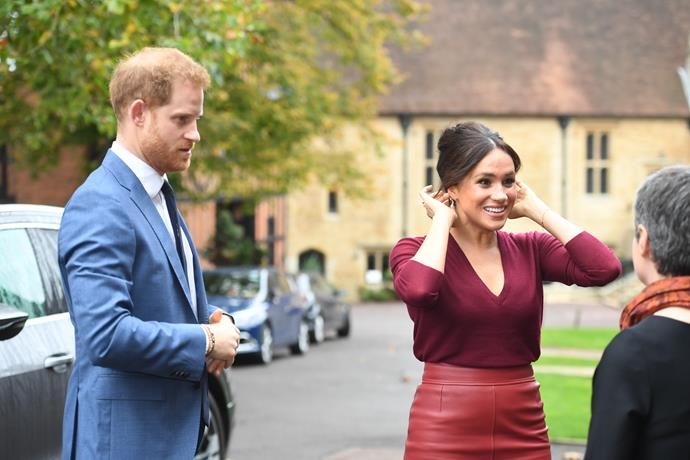 The pair will soon take a break from their royal duties, and will likely travel to the US.