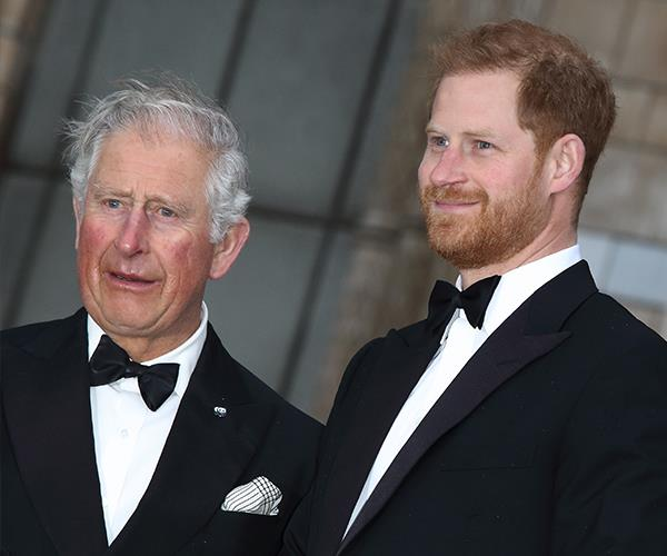 "When Prince Harry interviewed the future King for BBC Radio 4's *Today* show in December 2017, he began the interview by addressing his beloved dad as ""Pa."""