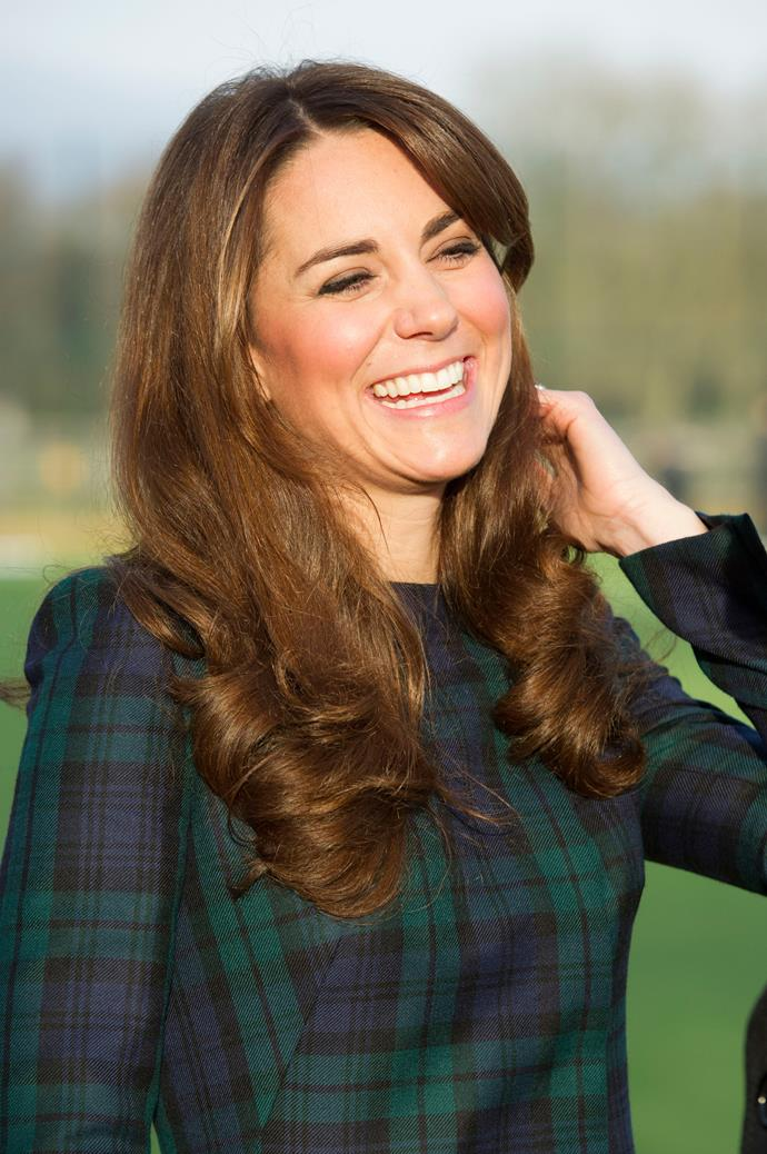 "During a visit to St. Andrews in 2012, Duchess Catherine confessed that her classmates gave her a nickname after the school's guinea pig. The Duchess of Cambridge said: ""There was one called Pip and one called Squeak, so my sister [Pippa Middleton] was called Pip and I was Squeak."""