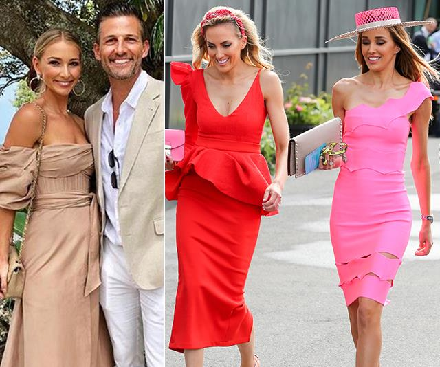 Bec Judd and Anna Heinrich *know* how to nail summer wedding fashion.