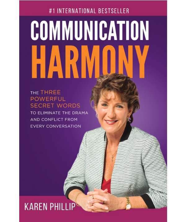 "Eliminating conflict, how to tell if someone is lying and the power of non-verbal communication is the focus of a new book by Dr Karen Phillip, [*Communication Harmony.*](http://www.communicationharmonybook.com|target=""_blank""
