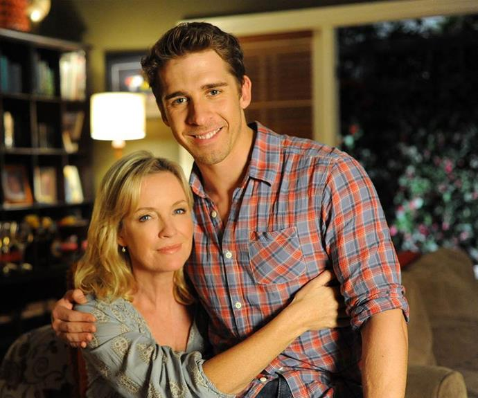 Julie and Ben, together again!
