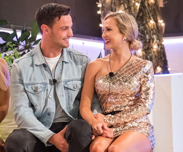 Gerard has no hard feelings toward Jessie and says he can't wait to chat to her once she's out of the Villa.