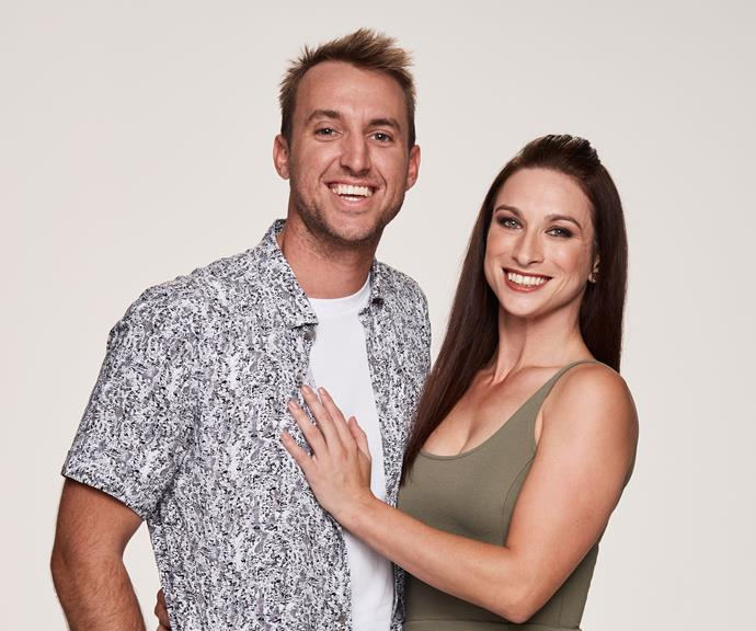 Jesse and Mel are hoping for twins in the future.
