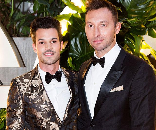 "**Ian Thorpe and Ryan Channing** <br><br> Fans rejoiced after [Ian Thorpe and boyfriend Ryan Channing rekindled their romance](https://www.nowtolove.com.au/celebrity/celeb-news/ian-thorpe-ryan-channing-break-up-56881|target=""_blank"") recently. However, it seems like their spark has officially died with *Woman's Day* reporting in November the two have reportedly gone their separate ways once again. And while their fans may be heartbroken, the boys have wasted no time in moving on. Former Olympic swimmer Ian, 37, has been enjoying life with Italian supermodel Fabio Mancini, 32. The striking twosome have been causing a stir in Sydney, with Fabio calling Ian his ""icon"". Meanwhile, Ryan, 29, is back on the dating scene, too – the hunky entrepreneur has been spotted on dating app Tinder."