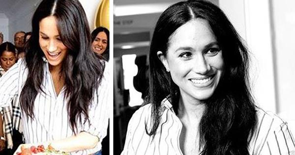 Meghan Markle just nailed casual chic in a top secret engagement that we almost missed