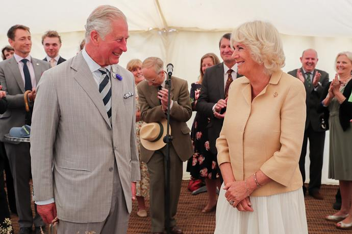 Charles and Camilla have a busy month ahead.