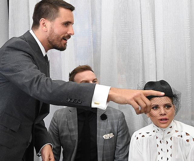 Last year, international guests Scott Disick and girlfriend Sofia Richie caused a stir when they were snapped in the midst of what looked like a heated argument. Sofia could be seen wiping away tears and the couple were spotted leaving the event soon afterwards - despite being paid a hefty pay cheque to attend the event.