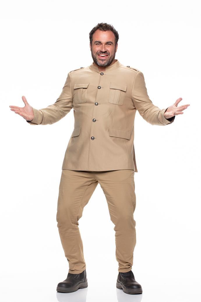 "**MIGUEL MAESTRE, CELEBRITY CHEF, 40** <br><br> **CHARITY: R U OK?** <br><br> Twelve months ago, *The Living Room* host [Miguel Maestre](https://www.nowtolove.com.au/reality-tv/im-a-celebrity-get-me-out-of-here/miguel-maestre-im-a-celebrity-get-me-out-of-here-2020-60161|target=""_blank"") made a promise to himself. He would be a different man once he turned the big 4-0. And he stayed true to his word.  <br><br> ""I promised myself that when I turned 40, I wouldn't be chubby, I'd be strong,"" he says. <br><br>  After his stint on [*Dancing With The Stars*, Miguel](https://www.nowtolove.com.au/reality-tv/dancing-with-the-stars/dancing-with-the-stars-miguel-maestre-weight-loss-54320