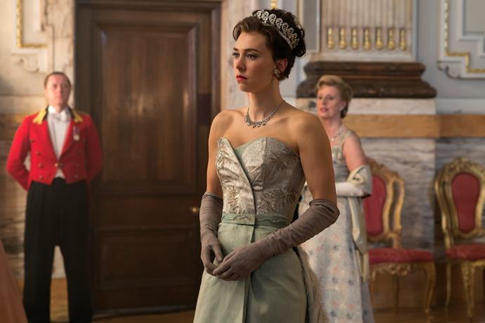 Vanessa Kirby played Princess Margaret for the first two seasons.