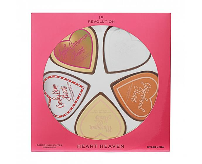 "**Revolution I Heart Heaven Gift Set, $45 at [Priceline](https://www.priceline.com.au/revolution-i-heart-heaven-gift-set-5-piece|target=""_blank""