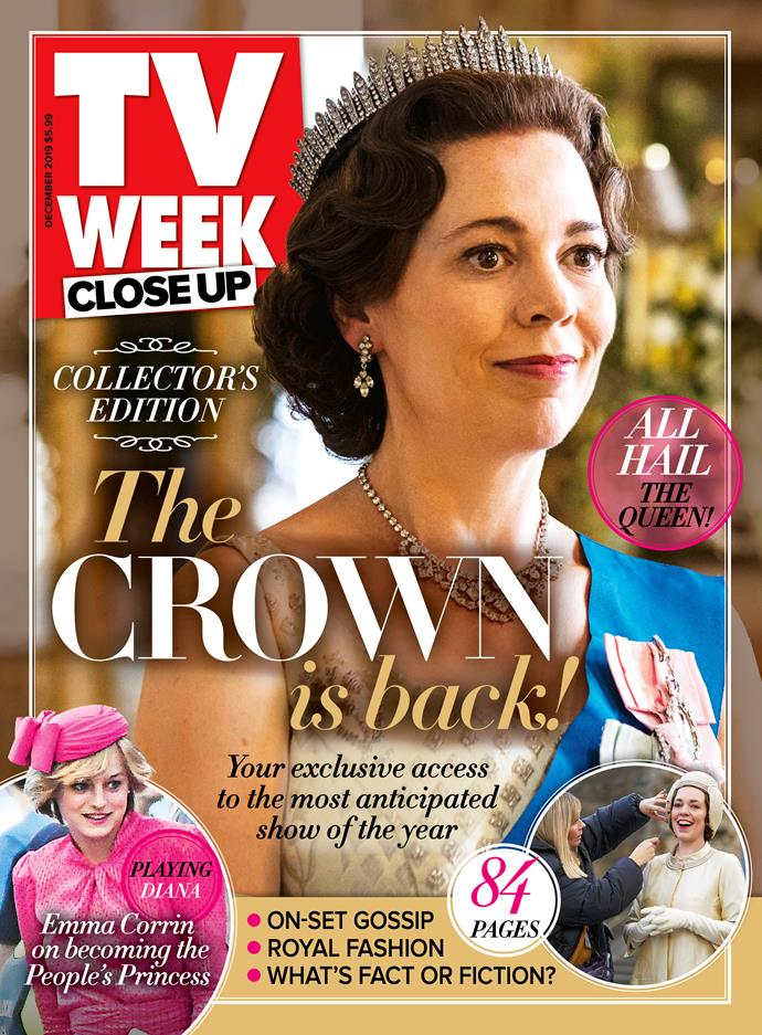 TV WEEK Close Up, on sale now