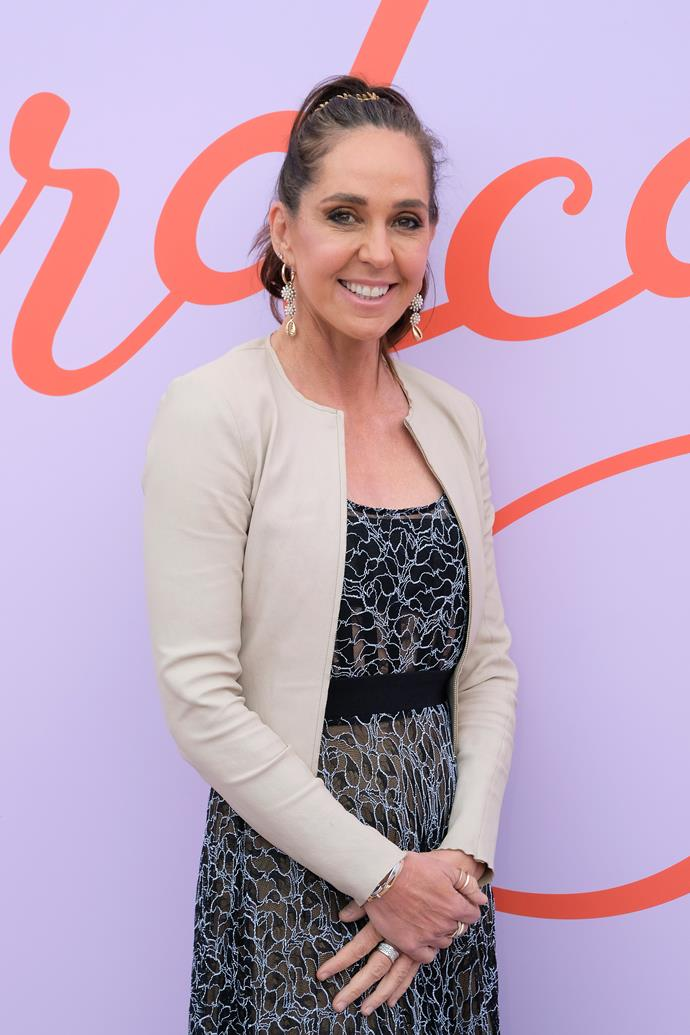 Like our gal Pia, *Survivor* star Janine Allis has pulled out all the glamorous stops for the Spring Racing spectacle.