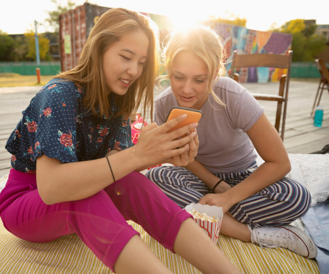 There's a lot to consider when deciding the right time to hook your teenager up with their first phone.