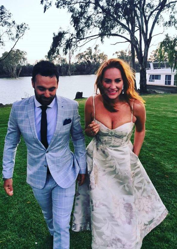 The pair stole the hearts of Australia after their fairy tale *MAFS* romance.