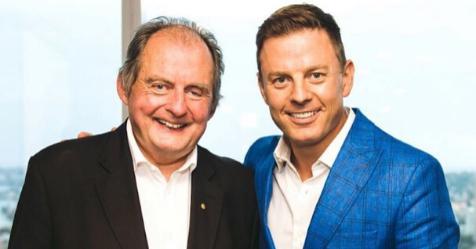 Ben Fordham's father John Fordham has died aged 75 | Australian Women's Weekly