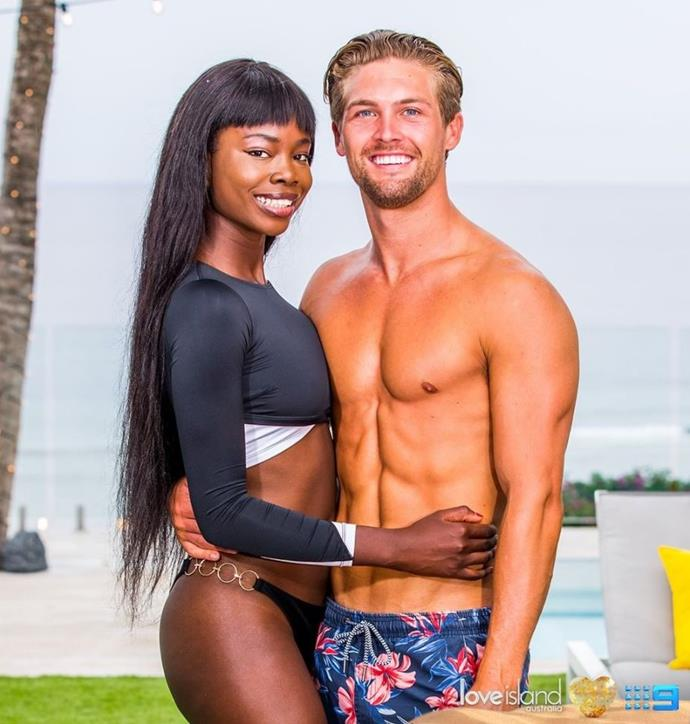 They tend to fly under the radar but Cynthia and Aaron seem to be going strong.