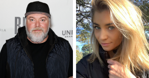 Meet KIISFM's Kyle Sandilands' new girlfriend Tegan ...