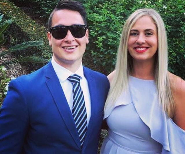 **My Kitchen Rules' John Krasenstein** <br><br> MKR contestant John Krasenstein took to Instagram in July to announce the birth of his and wife Chloe's new daughter.