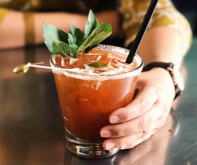 There is no hangover cure quite like a Bloody Mary!
