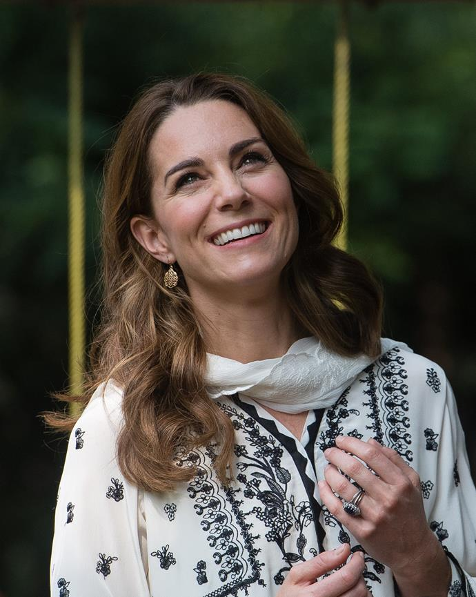The Duchess' recent royal tour of Pakistan proved how versatile she is.