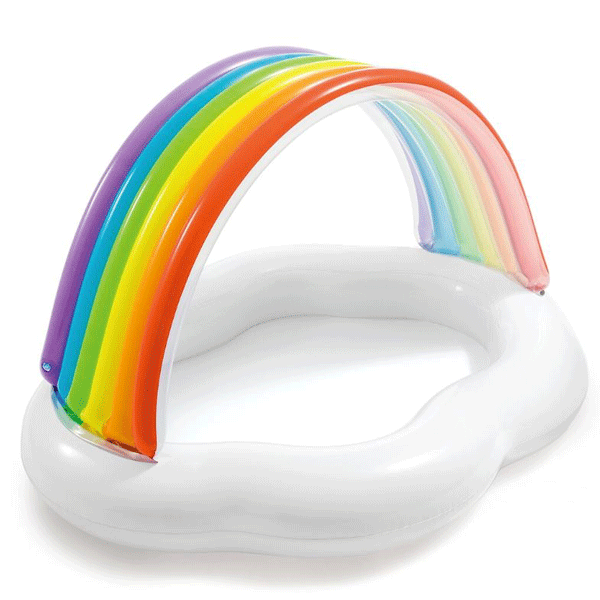 "The [Intex Rainbow Cloud Baby Pool](https://www.bigw.com.au/product/intex-rainbow-cloud-baby-pool/p/2486/|target=""_blank""
