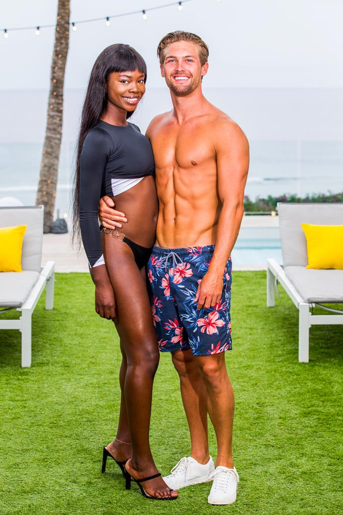 Could Cynthia and Aaron be this year's winners?