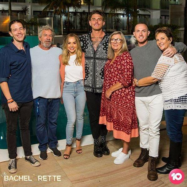 """Timm's hometown visit didn't go to plan, with his best friend and brother telling Angie he was still very much a party boy. As Timm would say, it was a bit of a stitch up. <br><br> """"Angie thought I was a bit of a loose cannon,"""" Timm tells TV WEEK. """"I've spent a lot of time trying to convince her otherwise. <br><br> """"I was so stressed about what they had said,"""" he recalls. """"It was the worst possible timing."""" <br><br> Ultimately she managed to look past what they told her and keep him around for another week. After all, how could you not forgive a guy who says """"I'm deadest falling for you so hard."""""""