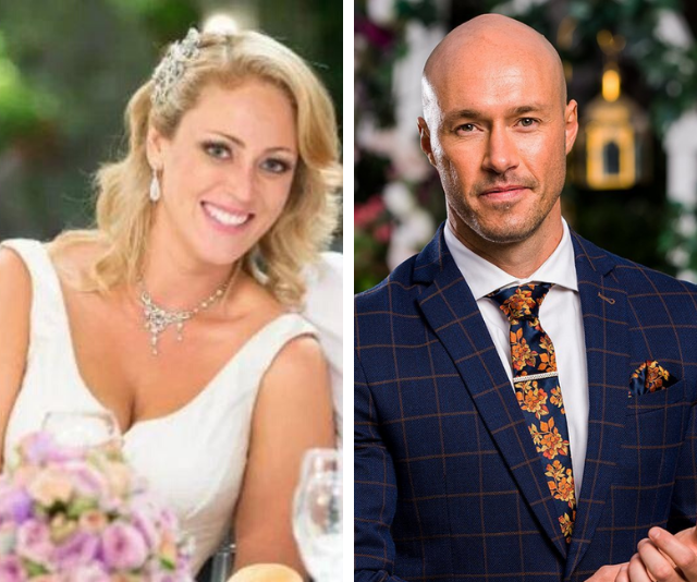 *Married At First Sight's* Clare Verrall is taking the blame for Ryan almost being on Ali Oetjen's season.