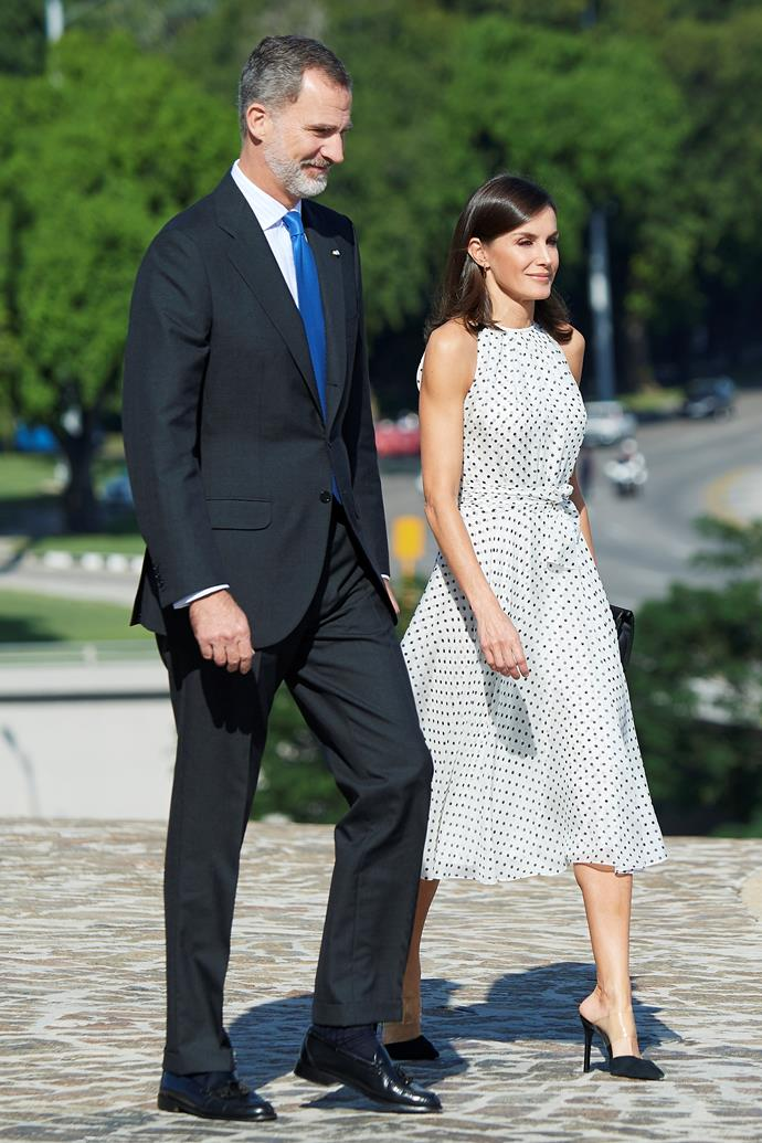 The royal tour of Cuba marks a significant milestone for Spain.