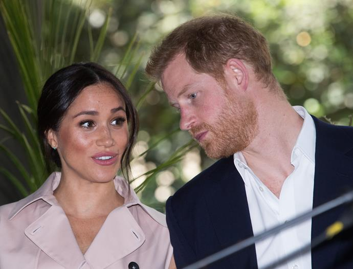Harry and Meghan have faced a barrage of criticism in recent months.