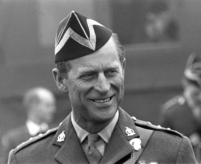 Prince Philip was a passionate pilot.