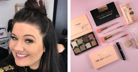 Tanya Hennessy's Priceline Carb Collection makeup line has already sold out | Now To Love