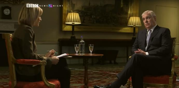 The Duke of York sat down for a televised interview with the BBC's Emily Maitlis.
