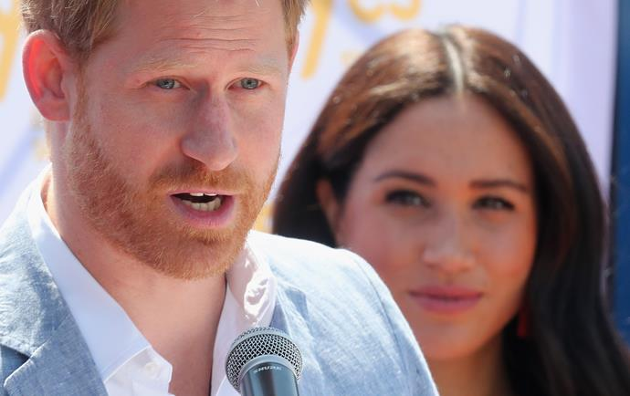 Prince Harry shared a heartbreaking statement about the toll of being under constant media scrutiny was taking on his wife.