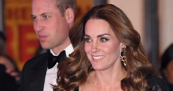Kate Middleton & Prince William dazzle at Royal Variety 2019 | Australian Women's Weekly
