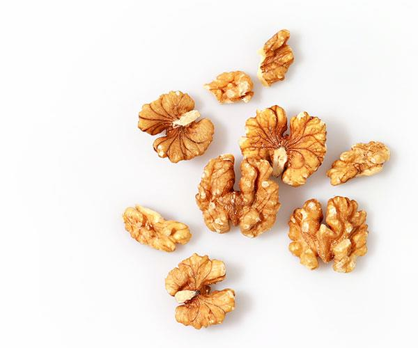 We're nutty about walnuts, and you will be too if you opt for the Low-Carb, Whole-Food Diet.